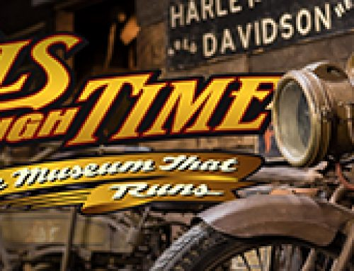 Wheels Through Time Special Event – Opening Dec 9-10th – Save 10% at Meadowlark