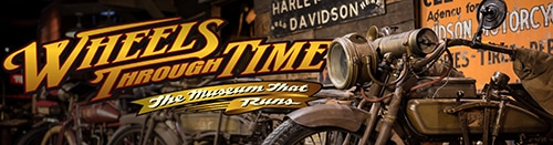 Wheels Through Time Special Event