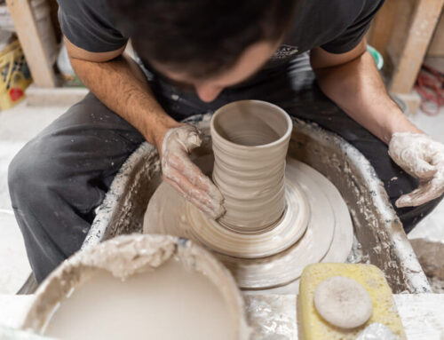 Channel Your Inner Artist at These Pottery Studios near Maggie Valley, NC