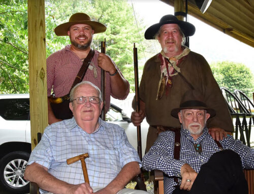 Meadowlark Smoky Mountain Heritage Center Honors Haywood County Living Legends with Lifetime Achievement Award